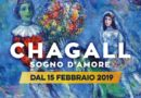 """Sogno d'amore"": Marc Chagall in mostra a Napoli"