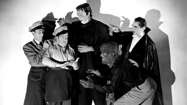 Dark Comedy, spassosi spaventi