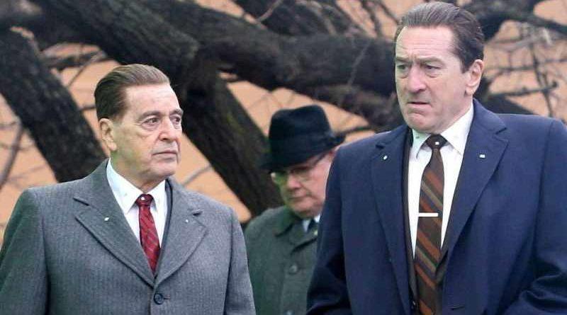 """""""The Irishman"""" di Martin Scorsese, non chiudete quella porta"""