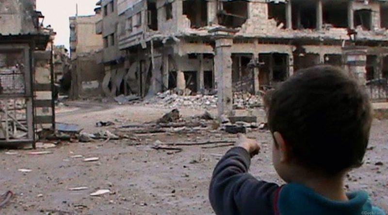 'Eau argentée, Syrie autoportrait', l'orrore ha un volto