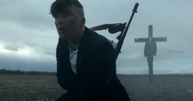 "Peaky Blinders: ""In the bleak mindwinter"""